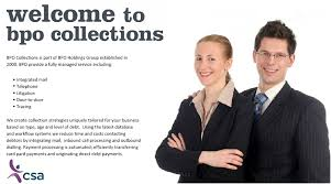 BPO Collections Advert