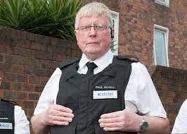 A bailiff from DCBL