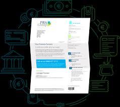 PRA Group Letter