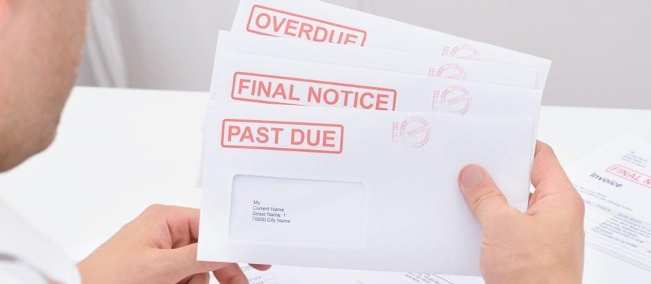 write off debt