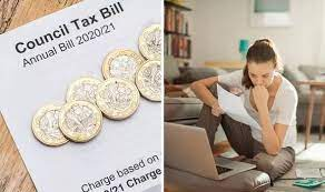 council tax debts
