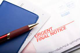 write off council tax debt